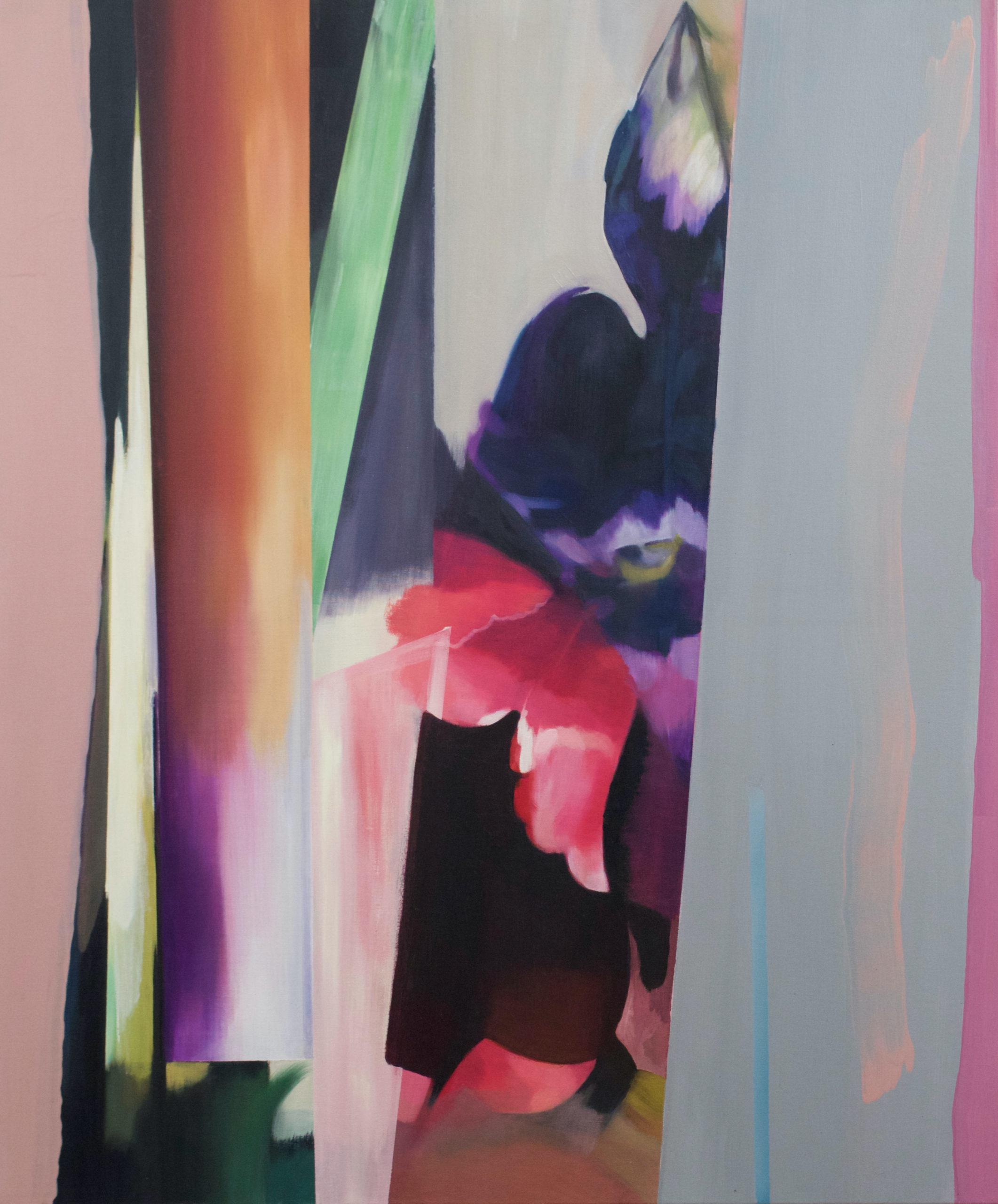 Alexandra Wacker - Elemente mit Grau - 2012