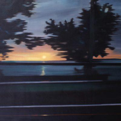 Alexandra Wacker - Landschaft - 2004