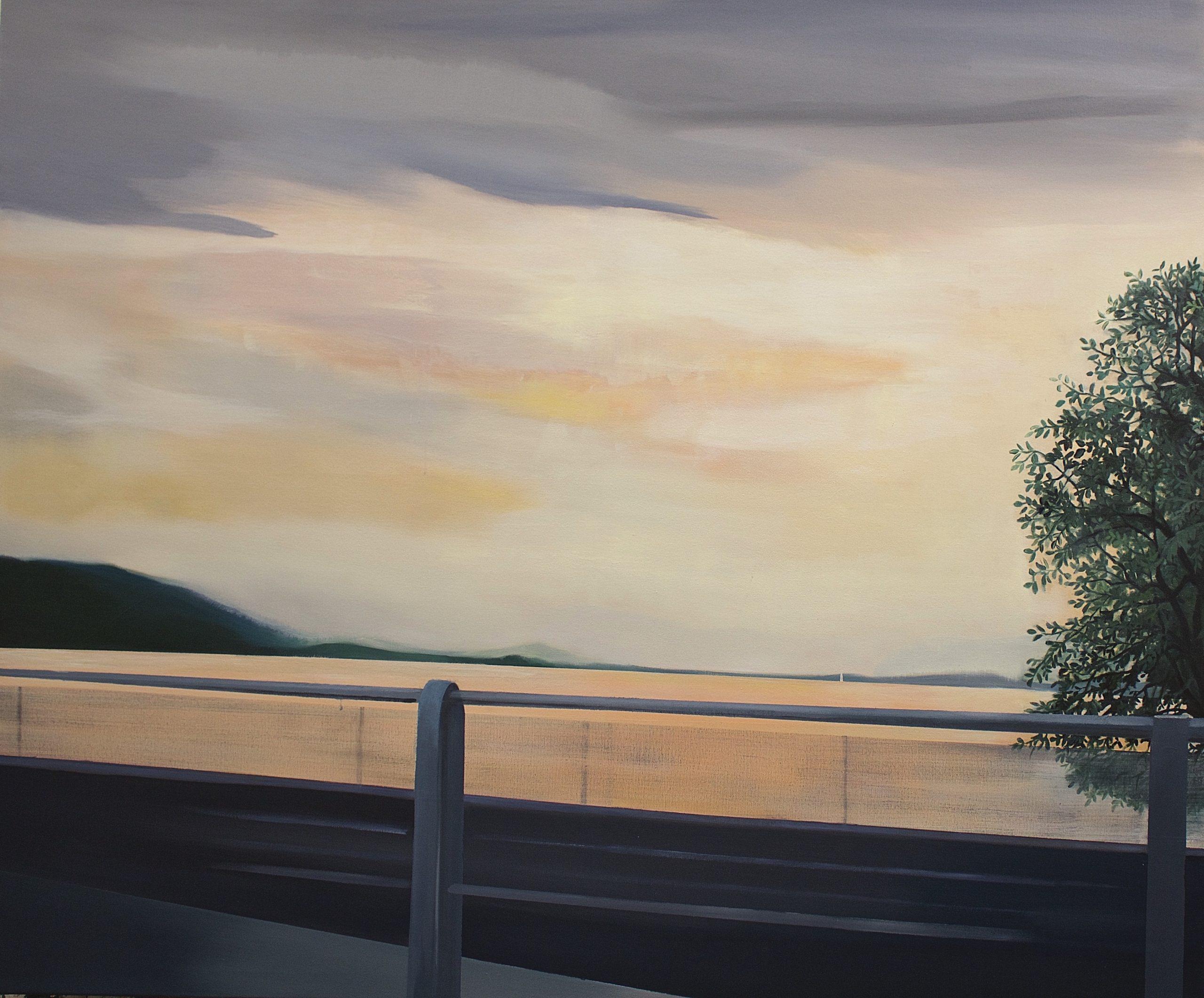 Alexandra Wacker - Landschaft - 2018