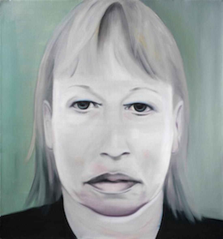 Alexandra Wacker - Selbstportrait - 2007
