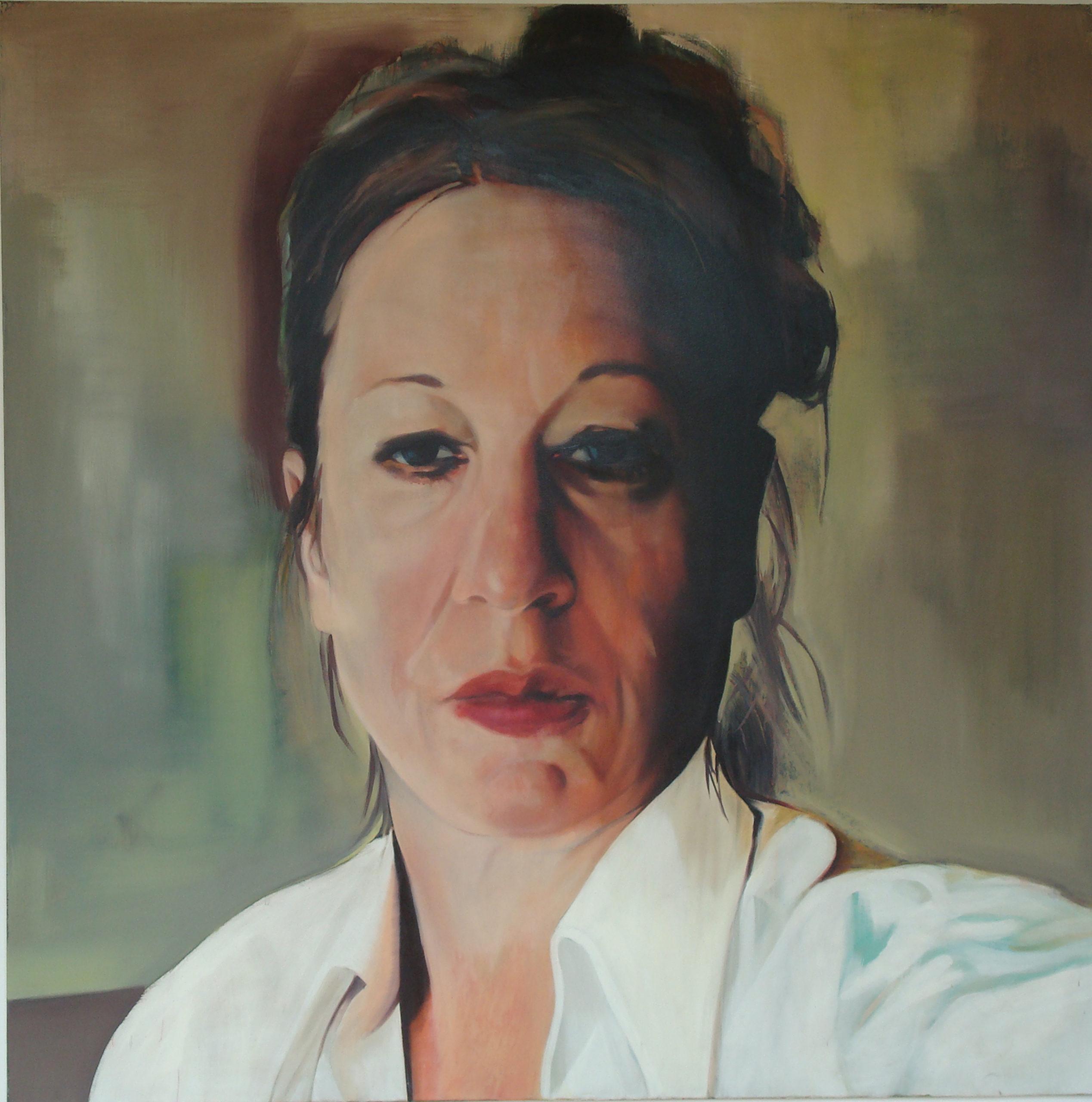 Alexandra Wacker - Selbstportrait - 2010