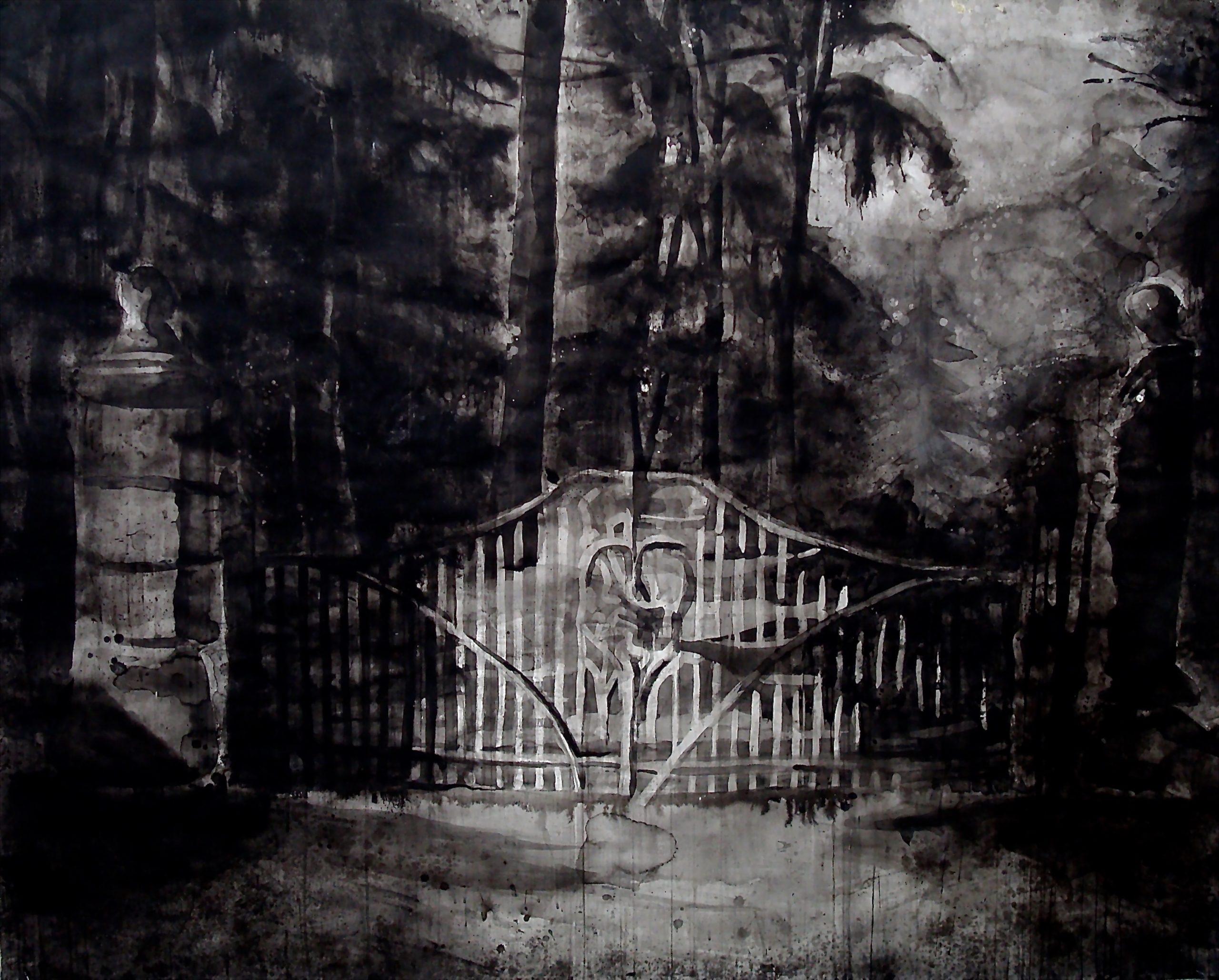 Alexandra Wacker - Nachbar`s Garten - 2012