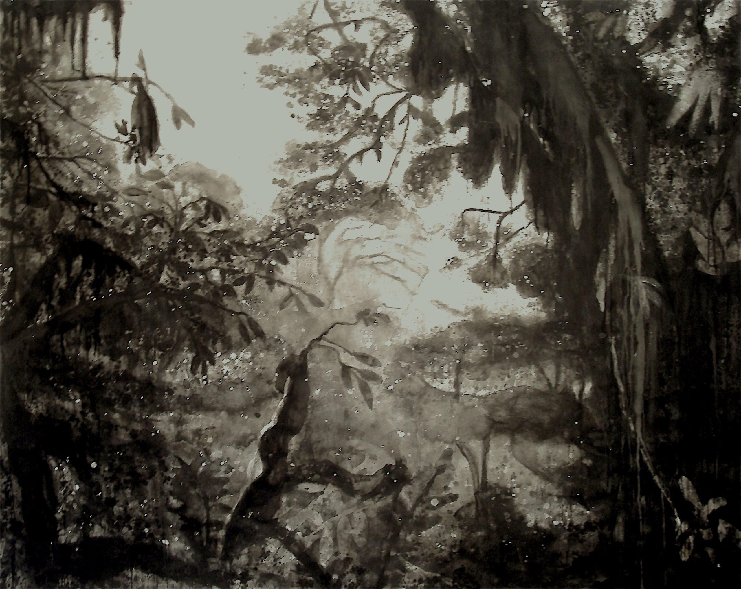Alexandra Wacker - Im Wald - 2013