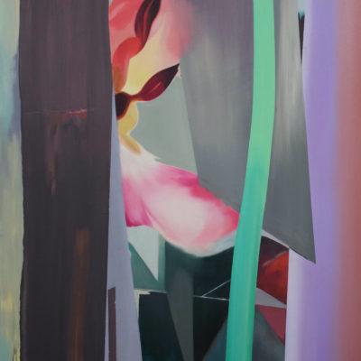 Alexandra Wacker - Elemente mit Grün - 2012